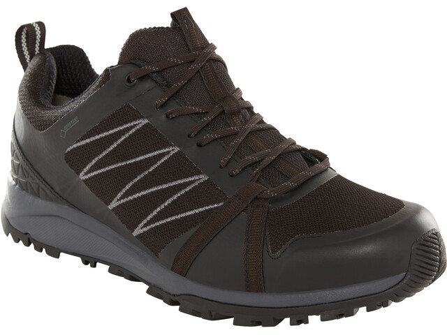 The North Face Litewave Fastpack II GTX Chaussures Homme, tnf black/ebony grey